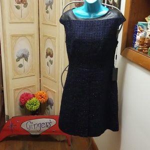 Abs tweed dress